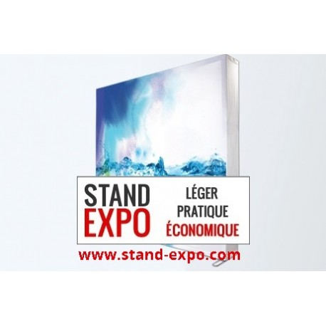 Stand parapluie droit discount stand expo for Montage stand parapluie